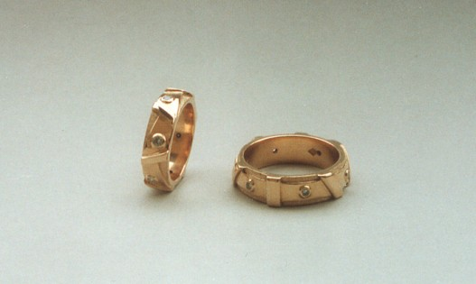Du žiedai